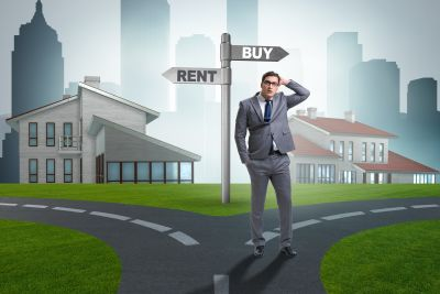 Renting versus Buying – Is Now the Time to Buy?