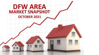 DFW Market Snapshot – October 2021