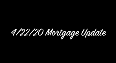 4/22/20 Mortgage Update w/ my guest Cathy Haddad of Atlantic Home Loans