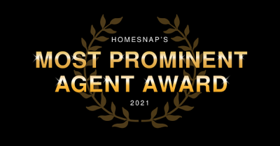 """Mike Flannagan is the Proud Recipient of """"Most Prominent Agent"""""""