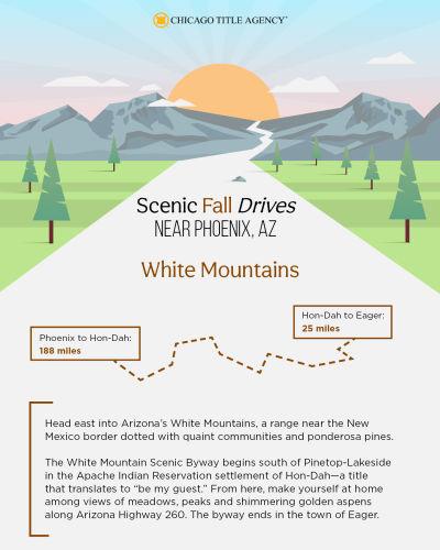 Top Scenic Drives in Arizona