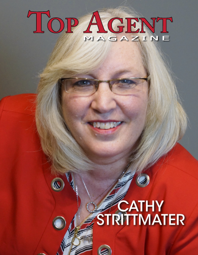 Cathy's Home Team featured in Top Agent Magazine