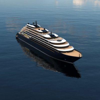 The Ritz-Carlton To Make Splash at Sea