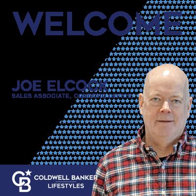 Welcome Joe Elcock