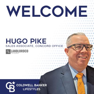 Welcome Hugo Pike