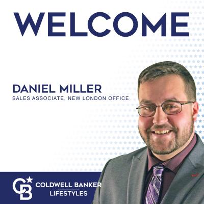 Welcome Daniel Miller