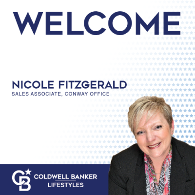 Welcome Nicole Fitzgerald