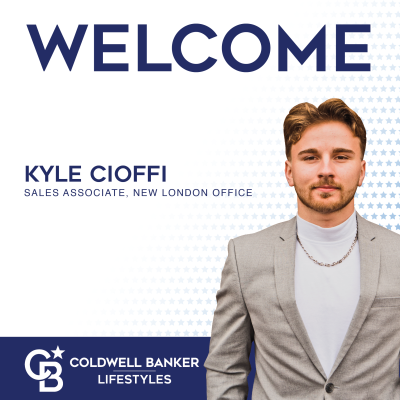 Welcome Kyle Cioffi