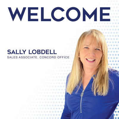 Welcome Sally Lobdell