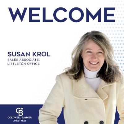 Welcome Susan Krol