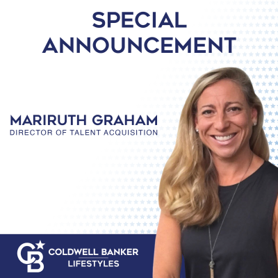 Special Announcement: Mariruth Graham, Director of Talent Acquisition