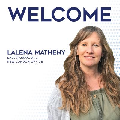 Welcome Lalena Matheny