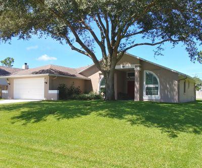 3 Bedroom 2 Bath home in Palm Bay Florida $214,900.