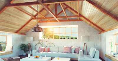 Why Ceilings are the Newest Trend in House Decor