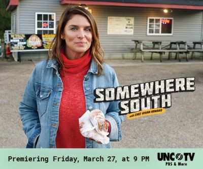 Somewhere South with Vivian Howard