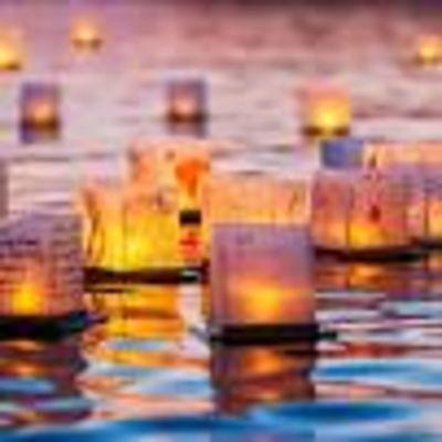 Piedmont Triad Water Lantern Festival 2021