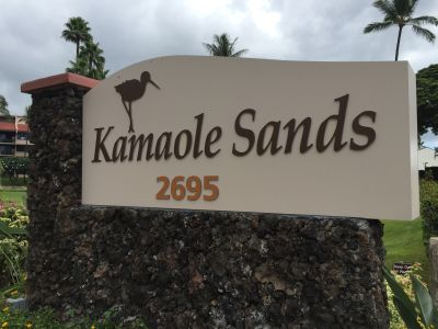 MAUI CONDOS FOR SALE: Kamaole Sands, 5-101