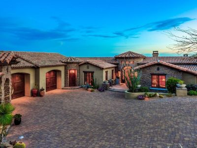 5 Desert Mountain Scottsdale Homes Close to the Golf Course