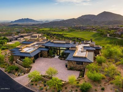 4 Golf Course Homes We Love in Saguaro Forest