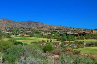 4 Villages in Desert Mountain with Active New Construction