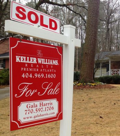 Metro Atlanta Home Prices Trending up while Volume Trends Lower