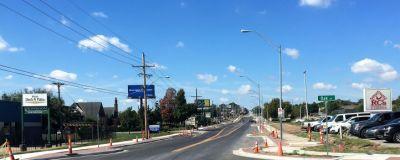 South Kansas City Revitalization in 2016