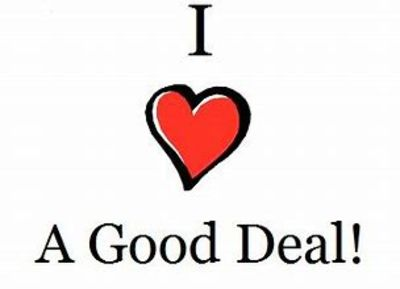Everyone wants a deal but…..