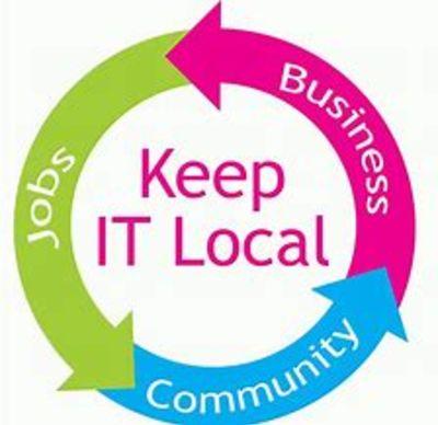 Keep it Local!