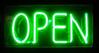 We are open for Business. The White Mountains of Arizona Welcomes you.