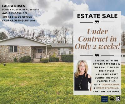 Estate Sale in just under 2 weeks!