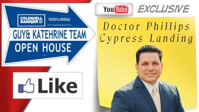 Open House Dr. Phillips Cypress Landing
