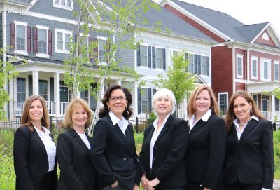 The Legal Team of Long & Foster Real Estate