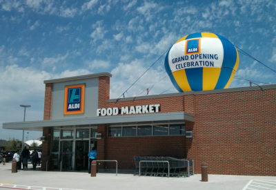 Plaza Del Mercado, Aldi Grand Opening Set for December 1st
