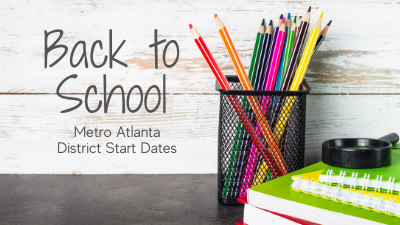 Back to School – Start Dates and Reopening Plans