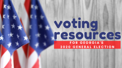 Voting Resources for Georgia's 2020 General Election