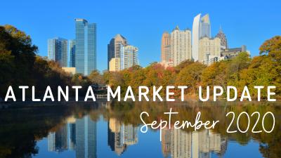 Metro Atlanta Market Report: September 2020