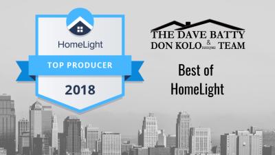 Best of HomeLight 2018!