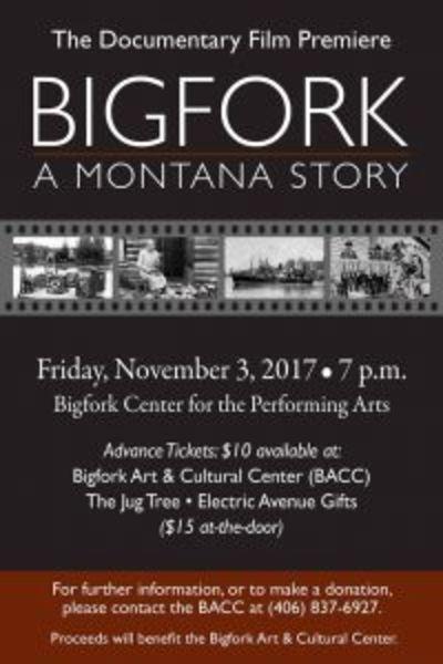 Bigfork – A Montana Story Documentary