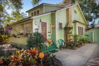 The Perfect Orlando Bungalow