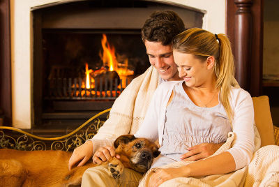Don't Forget to get your Fireplace & Chimney Inspected