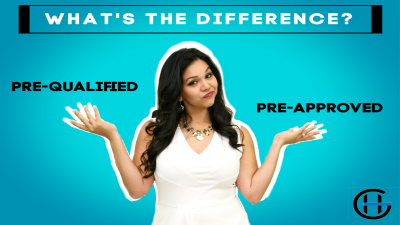 Pre-Qualified vs Pre-Approved… What's the difference?