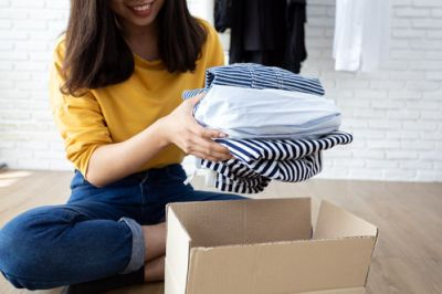 WHAT YOU SAVE BY GETTING RID OF EXCESS STUFF BEFORE YOU MOVE