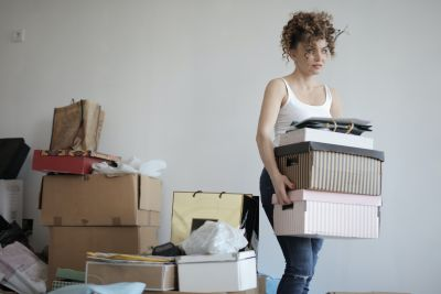 Get Your Clutter Under Control in One Weekend