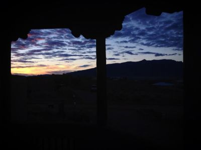 Sunrises in New Mexico