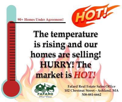 The Temp is Rising!