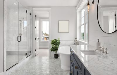 5 Bathroom trends for 2020/2021