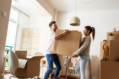 10 Ways to Get Settled In A New Home Quickly