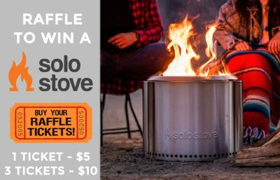 Solo Stove Raffle to Support FSK