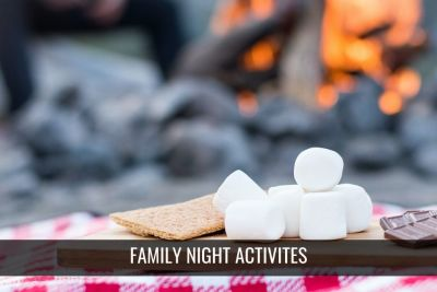 At-Home Family Night Activities