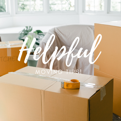 11 Helpful Moving Tips